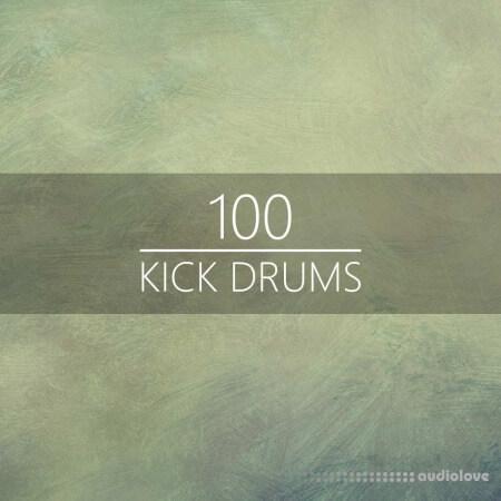 Glitchedtones 100 Kick Drums WAV