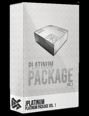 JPlatinum Platinum Package Vol.1 (Drumkit) WAV