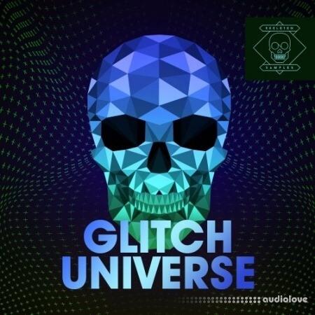 Skeleton Samples GLITCH Universe WAV