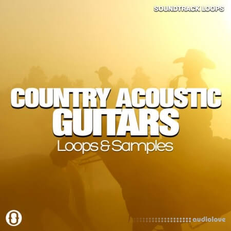 Soundtrack Loops Country Acoustic Guitars WAV