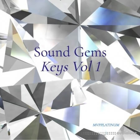 MVP Platinum Sound Gems Keys Vol.1 WAV