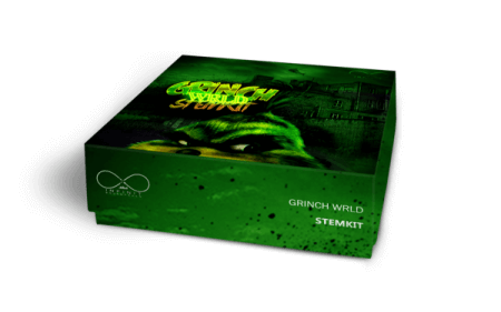 Infinit Essentials Grinch Wrld (Stemkit) WAV