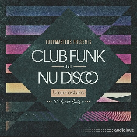 Loopmasters Club Funk and Nu Disco WAV REX