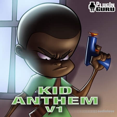 PlugInGuru Kid Anthem Synth Presets