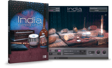 Native Instruments Discovery Series India v1.1 KONTAKT