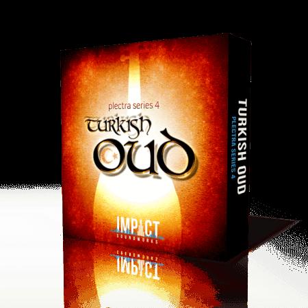 Impact Soundworks Plectra Series 4 Turkish Oud KONTAKT