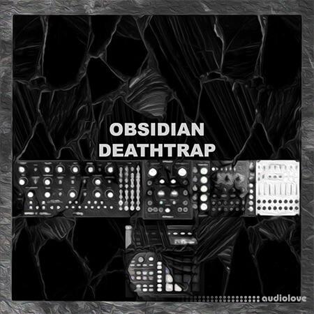 DeathTrap/Livingdeadbeat Obsidian DeathTrap Sample Pack WAV
