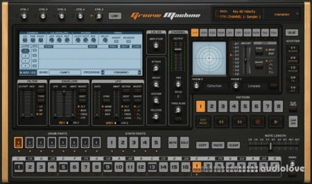Image-Line Groove Machine v1.0.2 WiN