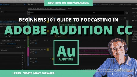 SkillShare Adobe Audition CC 101 For Podcasters TUTORiAL