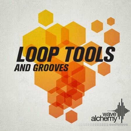 Wave Alchemy Loop Tools and Grooves ACiD WAV REX AiFF