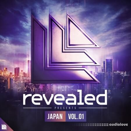 Revealed Recordings Revealed Chiptune JAPAN Vol.1 BONUS