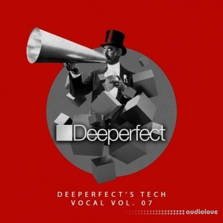 Deeperfect Records Deeperfect's Tech Vocal Vol.07 WAV