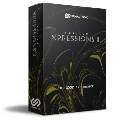 Sample Logic Trailer Xpressions II The BOOM Experience KONTAKT