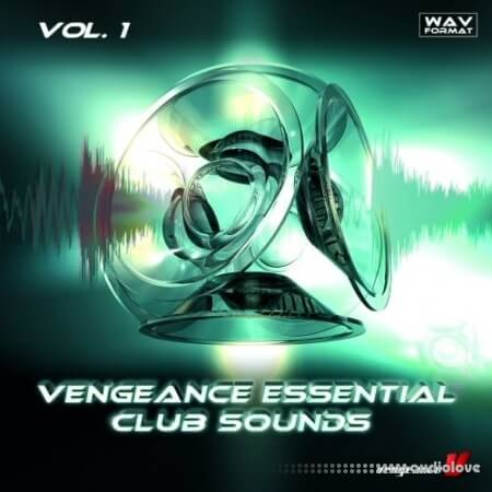 Vengeance Essential Clubsounds Vol.1 WAV