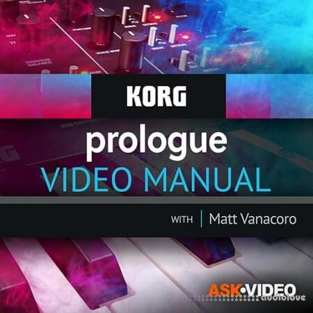 Ask Video Korg Prologue 101 Korg Prologue Video Manual TUTORiAL