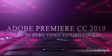 SkillShare Adobe Premiere CC 2019 QUICKSTART (Zero to Hero)