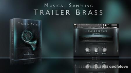 Musical Sampling Trailer Brass v1.1 KONTAKT