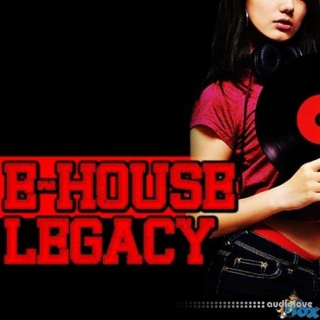 Fox Samples E-House Legacy WAV MiDi