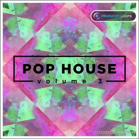 Producer Loops Pop House Vol.3 ACiD WAV MiDi