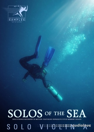 Performance Samples Solos of the Sea Solo Violin A KONTAKT