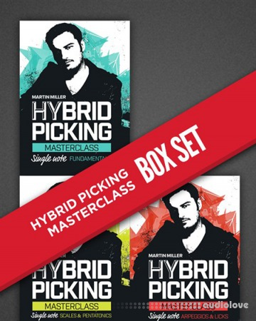JTC Hybrid Masterclass Boxset Martin Miller