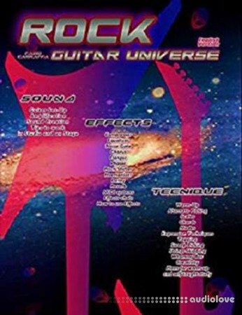 Rock Guitar Universe by Fabio Carraffa