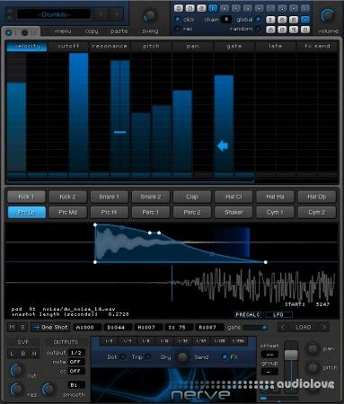 Xfer Records Nerve v1.2.3 / v1.1.2 WiN MacOSX