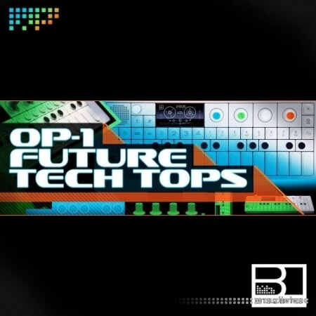 Bits 2 Bytes OP-1 Future Tech Tops MULTiFORMAT