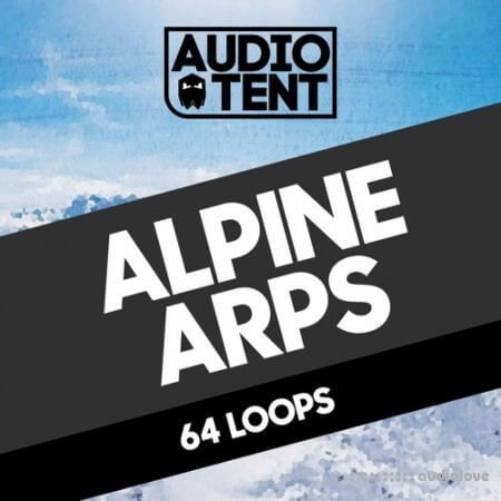 Audiotent Alpine Arps WAV MiDi