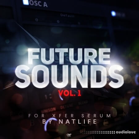 NatLife Future Sounds Vol.1 Synth Presets