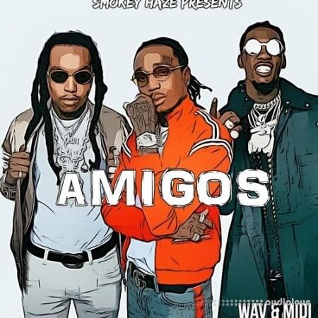 Undisputed Music AMIGOS Kit WAV MiDi