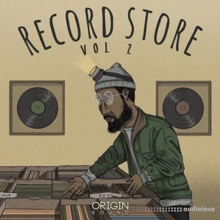Origin Sound The Record Store Vol.2 WAV
