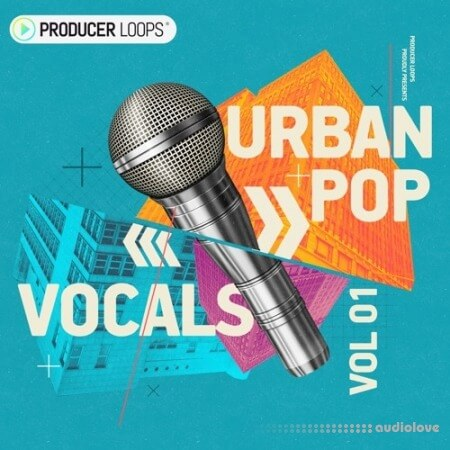 Producer Loops Urban Pop Vocals Vol.1 WAV MiDi