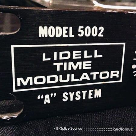 Splice Sounds Jamie Lidell Time Mod Sample Pack WAV