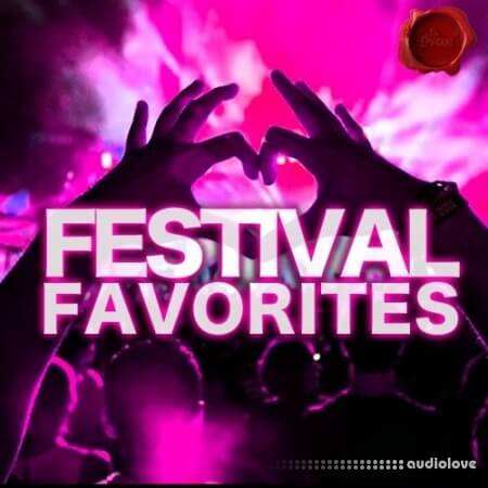 Fox Samples Festival Favorites WAV MiDi