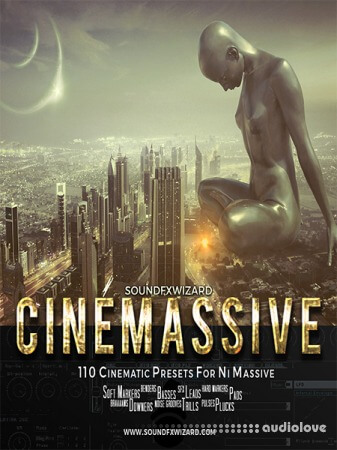 SoundFxWizard Cinemassive Synth Presets