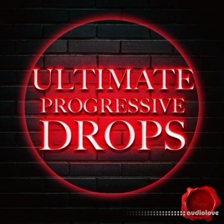 Fox Samples Ultimate Progressive Drops WAV MiDi