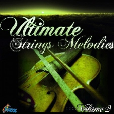 Fox Samples Ultimate Strings Melodies Vol.2 WAV MiDi REX AiFF