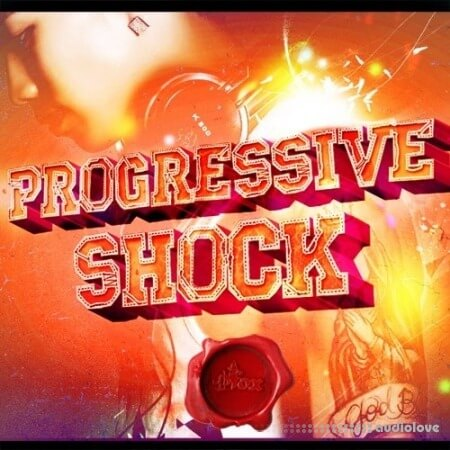 Fox Samples Progressive Shock WAV MiDi