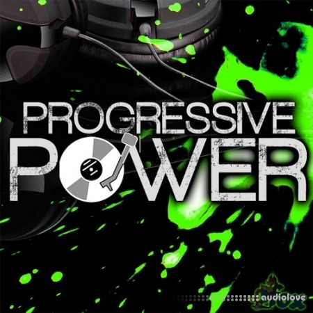 Fox Samples Progressive Power WAV MiDi