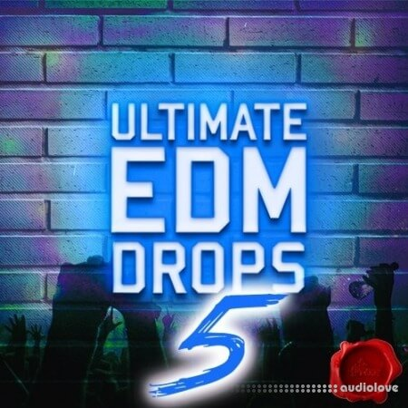Fox Samples Ultimate EDM Drops 5 WAV MiDi