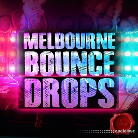 Fox Samples Melbourne Bounce Drops WAV MiDi
