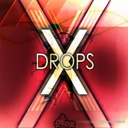 Fox Samples X-DROPS WAV MiDi
