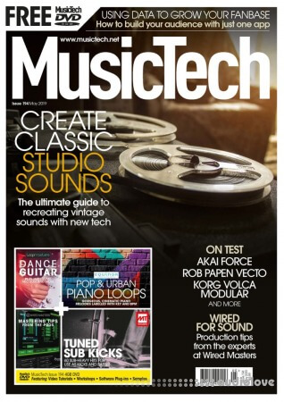 MusicTech May 2019