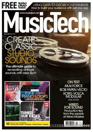 MusicTech May 2019