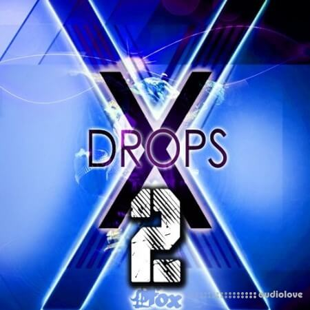 Fox Samples X-Drops 2 WAV MiDi