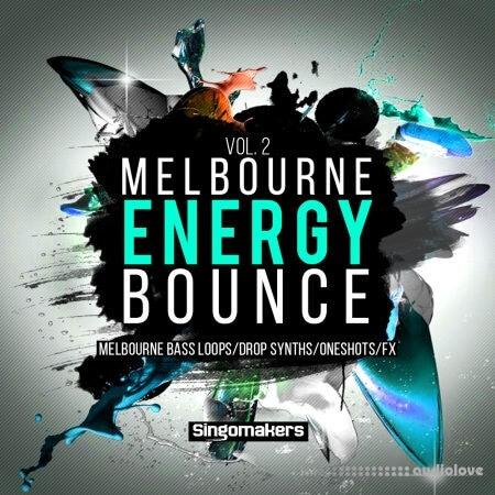 Singomakers Melbourne Energy Bounce Vol.2 WAV MiDi REX Synth Presets