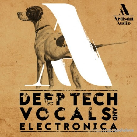 Artisan Audio Deep Tech Vocals and Electronica WAV