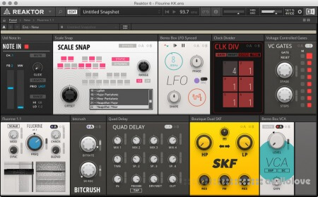 Native Instruments Reaktor Full Complete User Library 20-04-2019