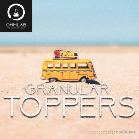 OhmLab Granular Toppers WAV